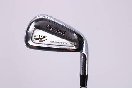 Cleveland 2012 588 CB Single Iron 8 Iron True Temper Dynamic Gold S300 Steel Stiff Right Handed 37.5in