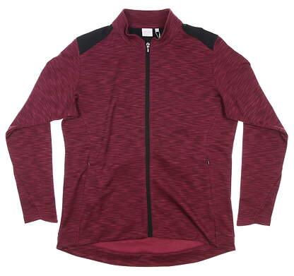 New Womens Ping Jacket Size 10 Medium M Grape MSRP $120 P93438