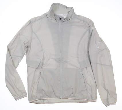 New Womens Ping Jacket Medium M Gray MSRP $115 P93406
