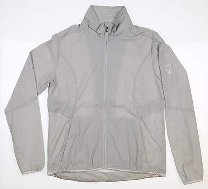 New Womens Ping Jacket Small S Gray MSRP $115 P93406