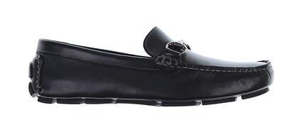 New Mens Shoe Oxford Loafer Medium 8 Black MSRP $200 F17R03