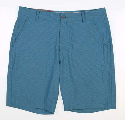 New Mens Puma Marshal Shorts 32 Blue MSRP $70 599240