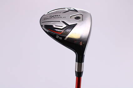 Honma TW737 FW Fairway Wood 3 Wood 3W 15° Vizard 70 Graphite Stiff Right Handed 43.0in