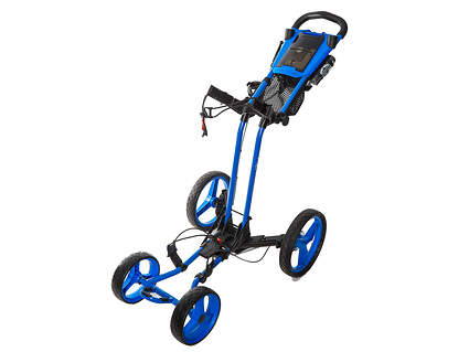 Brand New 2021 Sun Mountain Pathfinder 4 PX4 Push and Pull Cart Big Sky Blue Ships Today!