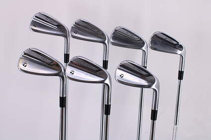 TaylorMade 2019 P790 Iron Set 4-PW True Temper Dynamic Gold 105 Steel Stiff Right Handed 38.25in