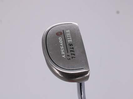Odyssey White Steel 5 Putter Steel Right Handed 36.5in
