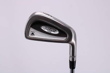 Titleist DCI 762 Single Iron 6 Iron True Temper Dynamic Gold S300 Steel Stiff Right Handed 37.5in