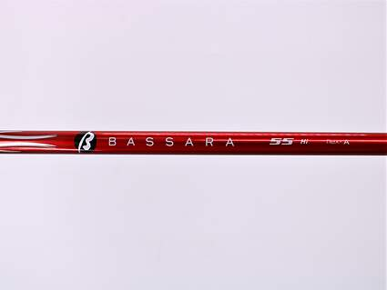 Used W/ Adapter Mitsubishi Rayon Bassara UL W Series 53 Fairway Shaft Senior 42.0in