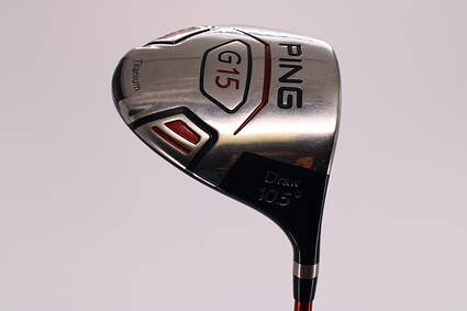 Ping G15 Draw Driver 10.5° Ping TFC 149D Graphite Regular Right Handed 45.5in