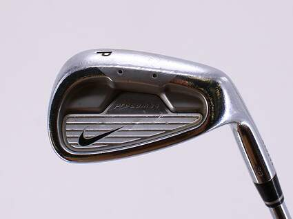Nike Forged Pro Combo OS Single Iron Pitching Wedge PW True Temper Dynamic Gold Steel Regular Right Handed 35.75in