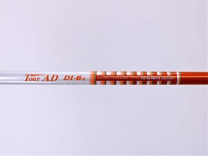 Used W/ Adapter Graphite Design Tour AD DI 6 Driver Shaft X-Stiff 44.0in