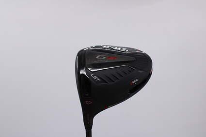 Ping G410 LS Tec Driver 10.5° ALTA CB 55 Red Graphite X-Stiff Left Handed 45.5in