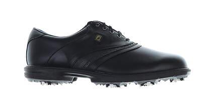 New Mens Golf Shoe Footjoy Superlites Medium 9.5 Black MSRP $160 58166