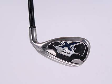 Callaway X-20 Single Iron Pitching Wedge PW Callaway Stock Steel Graphite Stiff Right Handed 36.5in
