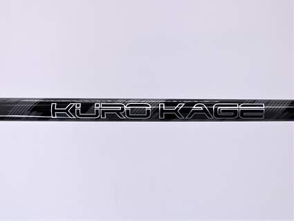 Pull Mitsubishi Rayon Kuro Kage Black HBP 60 Fairway Shaft Stiff 42.75in