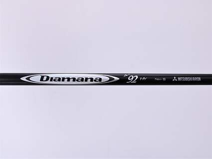 Used W/ Adapter Mitsubishi Rayon Diamana D+ 92 Hybrid Shaft Stiff 39.5in