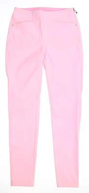 New Womens Ralph Lauren RLX Pants 4 Pink MSRP $168