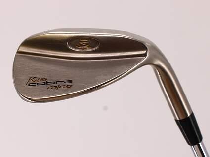 Cobra SS M Wedge Lob LW 60° True Temper Dynamic Gold Steel Wedge Flex Right Handed 35.0in