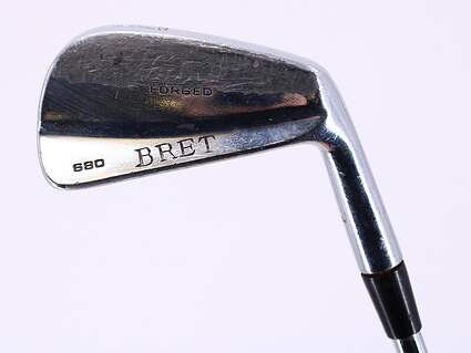 Titleist 680 Forged Single Iron 7 Iron FST KBS Tour Steel Stiff Right Handed 37.25in
