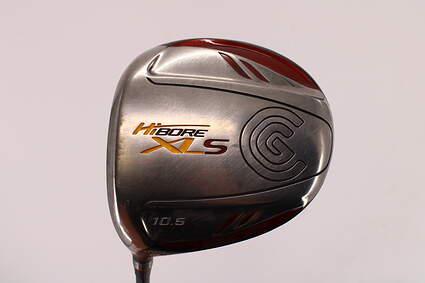 Cleveland Hibore XLS Driver 10.5° Graphite Design Reloaded YS-6 Graphite Stiff Left Handed 45.0in