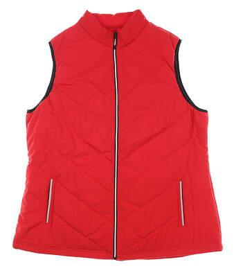 New Womens Sport Haley Vest XX-Large XXL Red MSRP $119