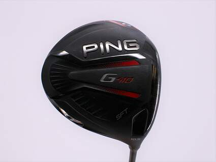 Ping G410 SF Tec Driver 10.5° ALTA CB 55 Red Graphite Regular Right Handed 45.75in