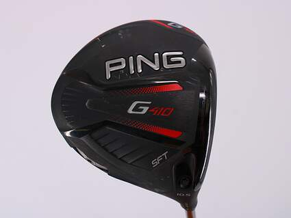 Ping G410 SF Tec Driver 10.5° Ping Tour 65 Graphite Regular Right Handed 45.25in