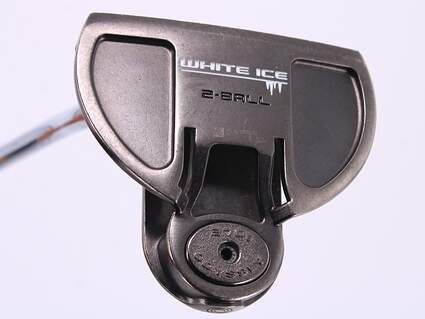 Odyssey White Ice 2-Ball Putter Steel Left Handed 34.0in