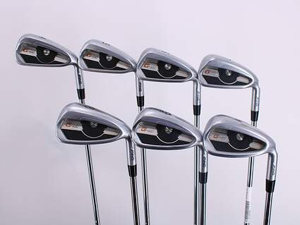 Ping G400 Iron Set 4-PW Ping CFS Distance Steel Senior Right Handed White Dot 39.25in
