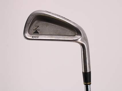 Titleist DCI Black Single Iron 7 Iron True Temper Dynamic Gold S300 Steel Stiff Right Handed 36.75in