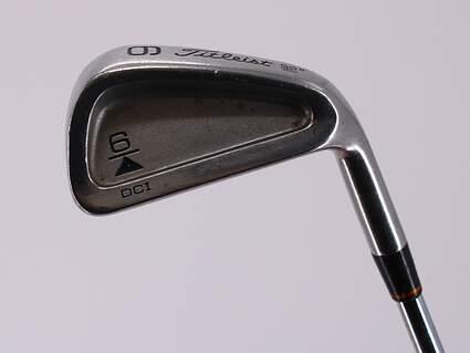 Titleist DCI Black Single Iron 6 Iron True Temper Steel Regular Right Handed 36.75in