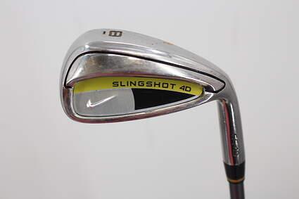 Nike Slingshot 4D Single Iron 8 Iron Stock Graphite Shaft Graphite Regular Right Handed 36.75in