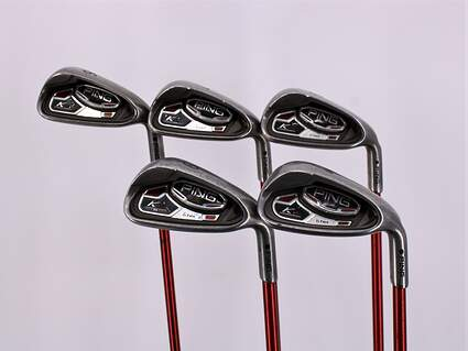 Ping K15 Iron Set 6-PW Ping TFC 149I Graphite Regular Right Handed Black Dot 37.5in