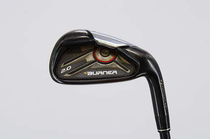 TaylorMade Burner 2.0 HP Single Iron 7 Iron TM Superfast 65 Graphite Regular Right Handed 37.75in