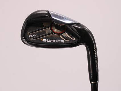 TaylorMade Burner 2.0 HP Single Iron 9 Iron TM Superfast 65 Graphite Regular Right Handed 37.0in