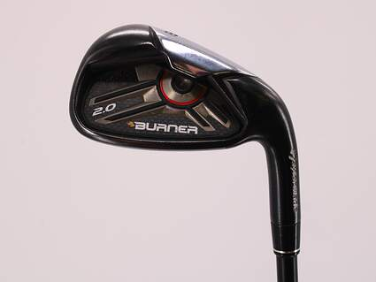 TaylorMade Burner 2.0 HP Single Iron 8 Iron TM Superfast 65 Graphite Regular Right Handed 37.5in