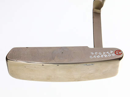Tour Issue Titleist Scotty Cameron Mid Sur Long Neck Putter Right Handed 35.0in w COA