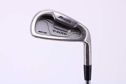 Mizuno MX 15 Single Iron 7 Iron 34° True Temper Dynamic Gold R300 Steel Regular Right Handed 37.0in