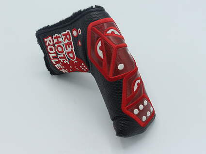 Scotty Cameron Red Hot Roller Headcover