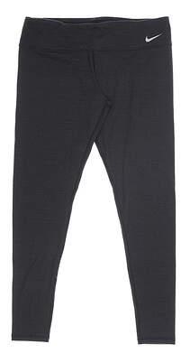 New Womens Nike Leggings X-Large XL Black MSRP $75 685613