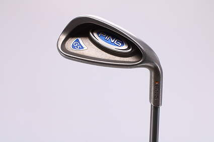Ping G5 Single Iron Pitching Wedge PW Ping TFC 100I Graphite Regular Right Handed Orange Dot 35.75in