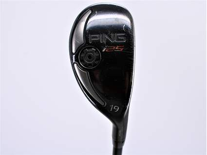 Ping I25 Hybrid Hybrid 19° Ping PWR 80 Graphite Stiff Right Handed 40.0in