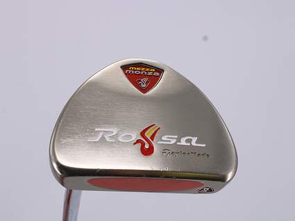 TaylorMade Rossa Mezza Monza Putter Steel Right Handed 35.0in