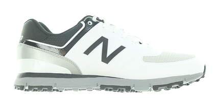 New Mens Golf Shoe New Balance 518 Medium 10 White/Black MSRP $85 NBG518