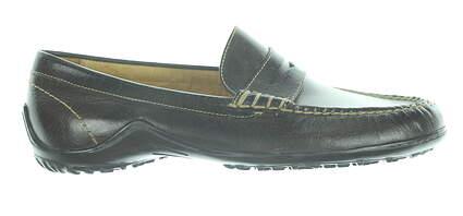 New W/O Box Mens Golf Shoe Martin Dingman Countrywear 9.5 Brown MSRP $180