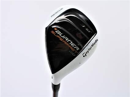 TaylorMade Burner Superfast 2.0 Hybrid 3 Hybrid 18° TM Reax 60 Graphite Stiff Left Handed 41.0in