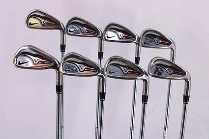 Nike Victory Red Pro Cavity Iron Set 4-PW GW True Temper Steel Regular Right Handed 38.25in