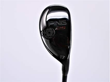 Ping I25 Hybrid 2 Hybrid 17° Ping PWR 80 Graphite Stiff Right Handed 40.5in