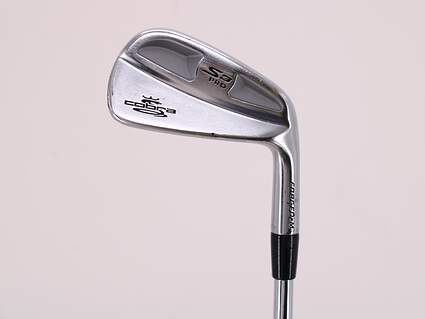 Cobra S3 Pro Forged CB Single Iron 7 Iron True Temper Dynamic Gold S300 Steel Stiff Right Handed 37.0in