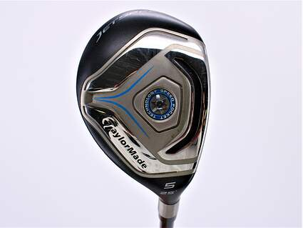 TaylorMade Jetspeed Hybrid 5 Hybrid 25° TM Matrix VeloxT 55 Graphite Senior Right Handed 40.5in